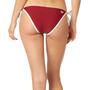 Fox Momentum Side Tie Bikini Unterteil Damen dark red