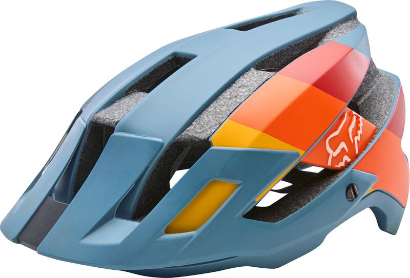 Fox Flux Drafter Helmet Men slate blue XS/S   50-55cm 2018 Fahrradhelme