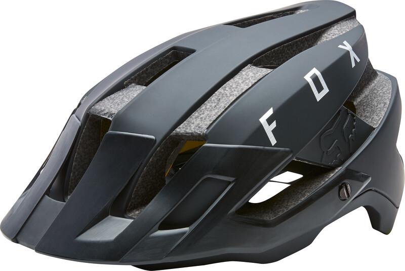 Fox Flux Helmet Mips Men black S/M   56-58cm 2018 Fahrradhelme