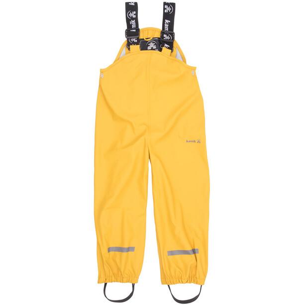 Kamik Muddy Matschhose Kinder gelb
