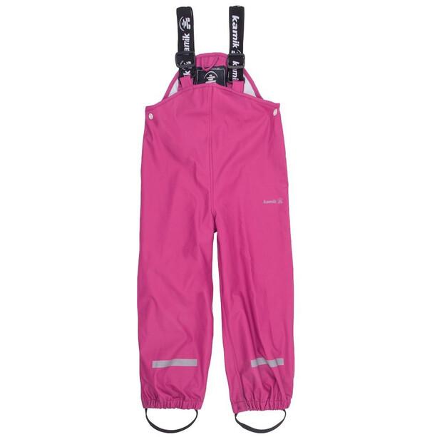 Kamik Muddy Matschhose Kinder pink