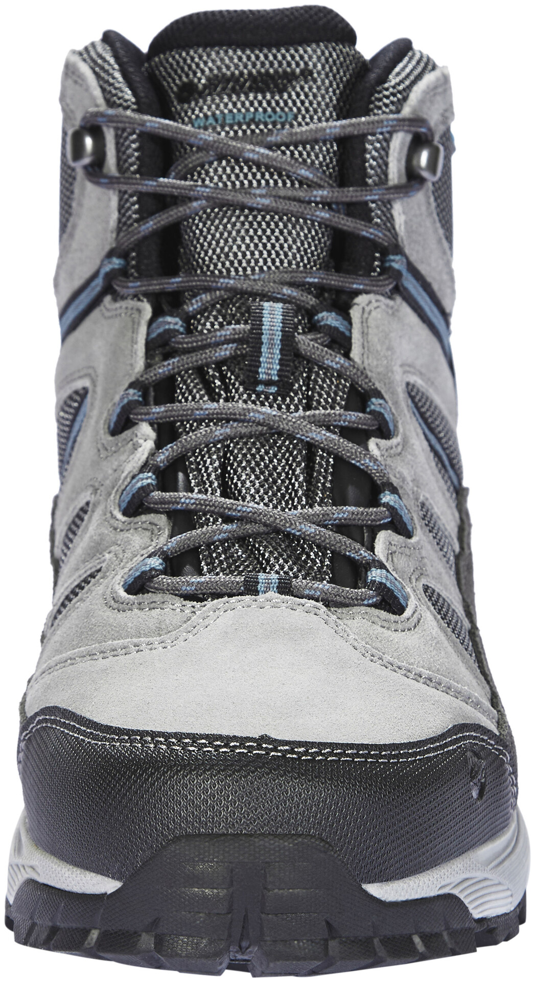 DEK Ghillie Up Trail Shoes Mens Synthetic Leather Trek Walking Outdoors Trainers