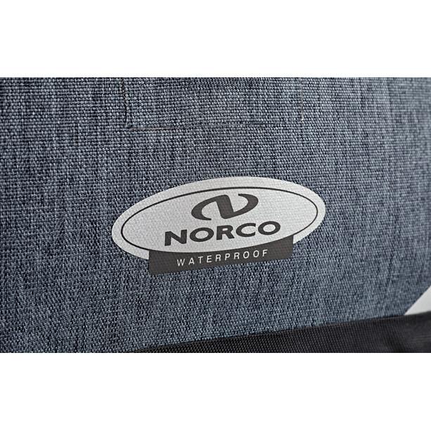 Norco Kinsley City-Bike Tasche grau