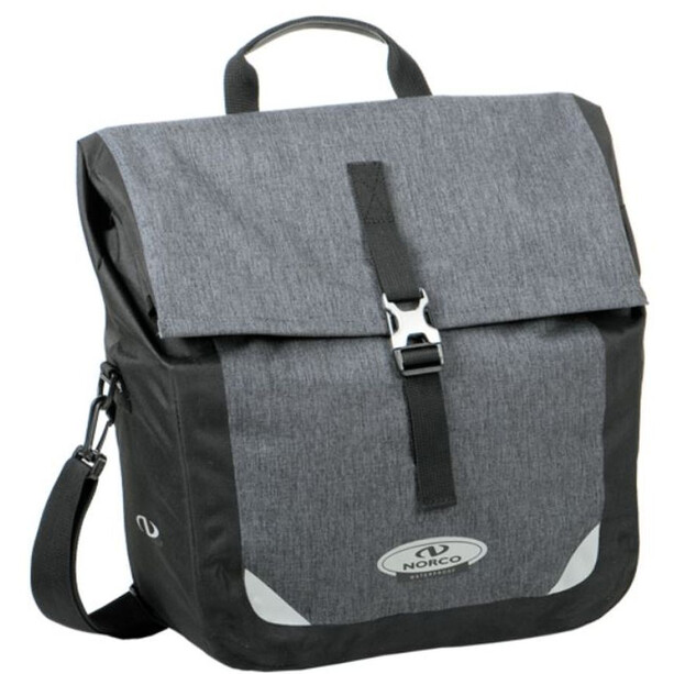 Norco Kinsley City-Bike Tasche grau