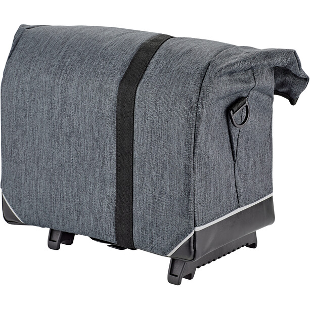 Norco Exeter Sidetasker TopKlip, grå/sort