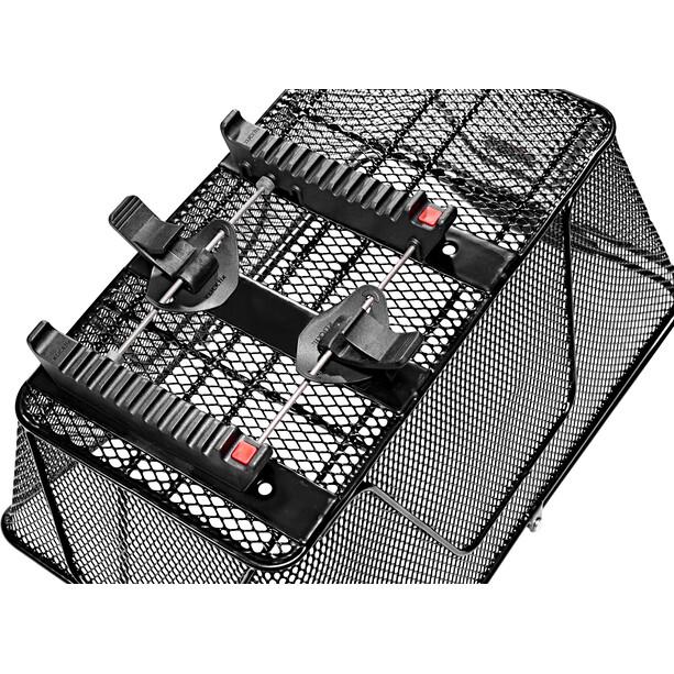 Unix Rosetto Korb Topklip schwarz