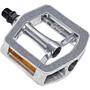 Mounty Tec-Pro Pedals silver
