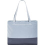 Elkline Biggy Tasche blue-denim