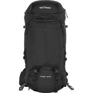 Tatonka Pyrox 45+10 Rucksack schwarz schwarz