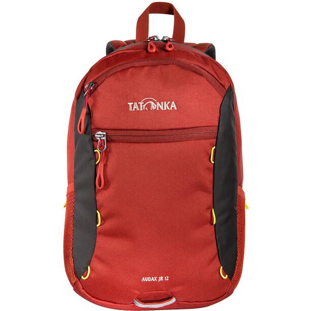 Tatonka Audax 12 Rucksack Kinder rot