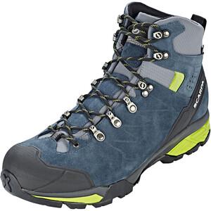 Scarpa ZG Trek GTX Chaussures Homme, bleu/noir bleu/noir
