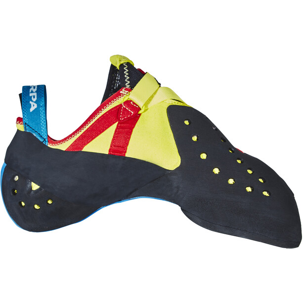 Scarpa Furia S Climbing Shoes parrot-yellow