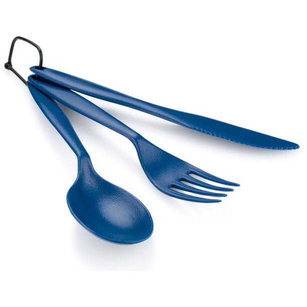 GSI Tekk Besteck Set blue