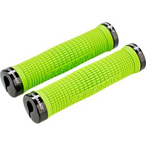 Chromag Squarewave Poignées, vert vert
