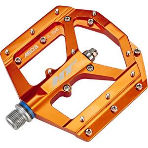 HT AE03 EVOFlat Pedals orange orange