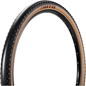 WTB Byway Folding Tyre 650x47B Road TCS, noir/marron noir/marron
