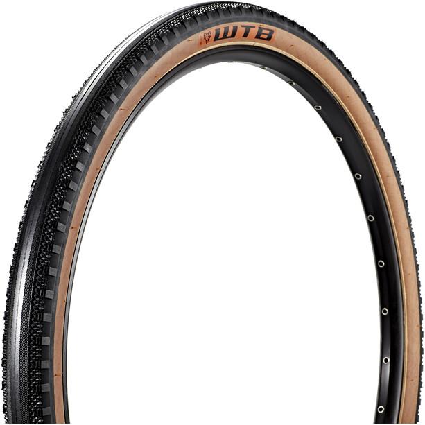 WTB Byway Folding Tyre 650x47C Road TCS, noir/marron