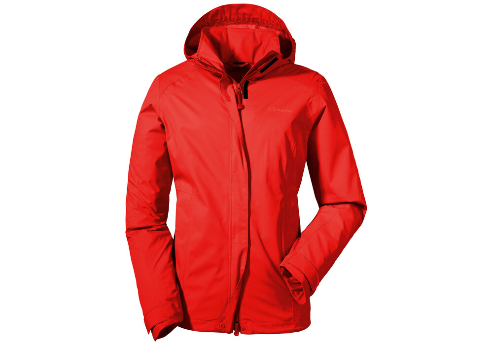 sch ffel easy l 3 jas dames rood l online bij outdoor shop. Black Bedroom Furniture Sets. Home Design Ideas
