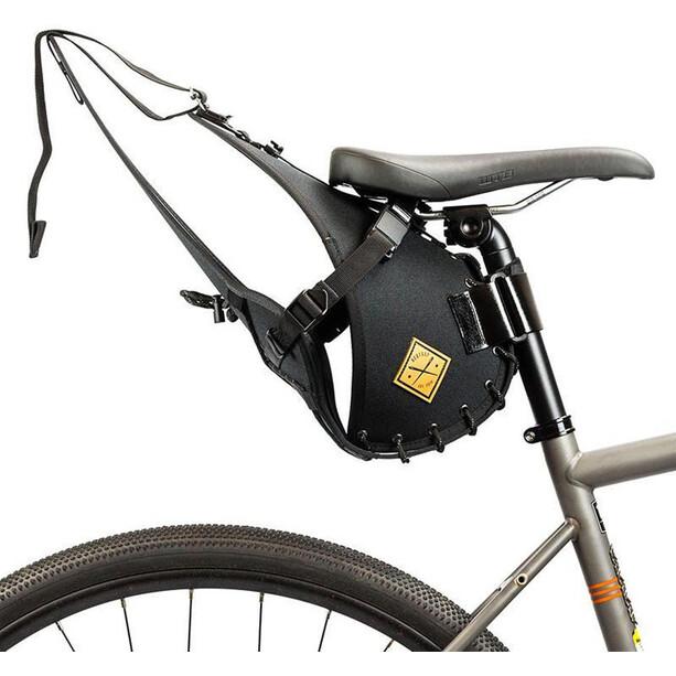Restrap Big Saddlebag mit Dry Bag 14l black