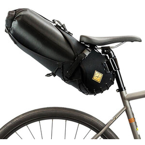 Restrap Big Saddlebag mit Dry Bag 14l black black