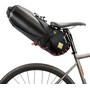Restrap Big Saddlebag mit Dry Bag 14l black/orange
