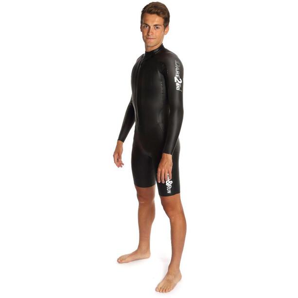 Dare2Tri Swim&Run Fast Wetsuit Herren black