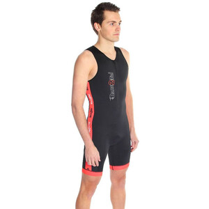 Dare2Tri Coldmax Tri Suit Men black/red black/red