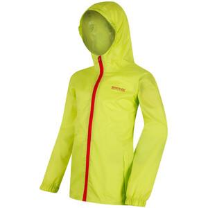 Regatta Pack It III Jacke Kinder gelb gelb