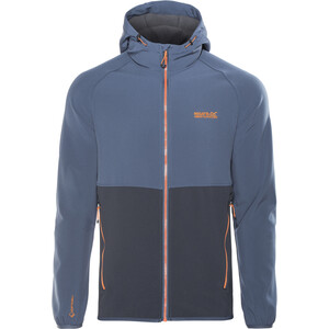 Regatta Arec II Softshell Jacke Herren navy/dark denim/seal grey navy/dark denim/seal grey