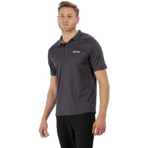 Regatta Maverik IV T-Shirt Herren seal grey seal grey