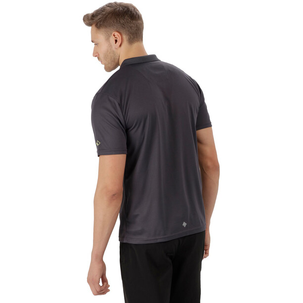 Regatta Maverik IV T-Shirt Herren seal grey