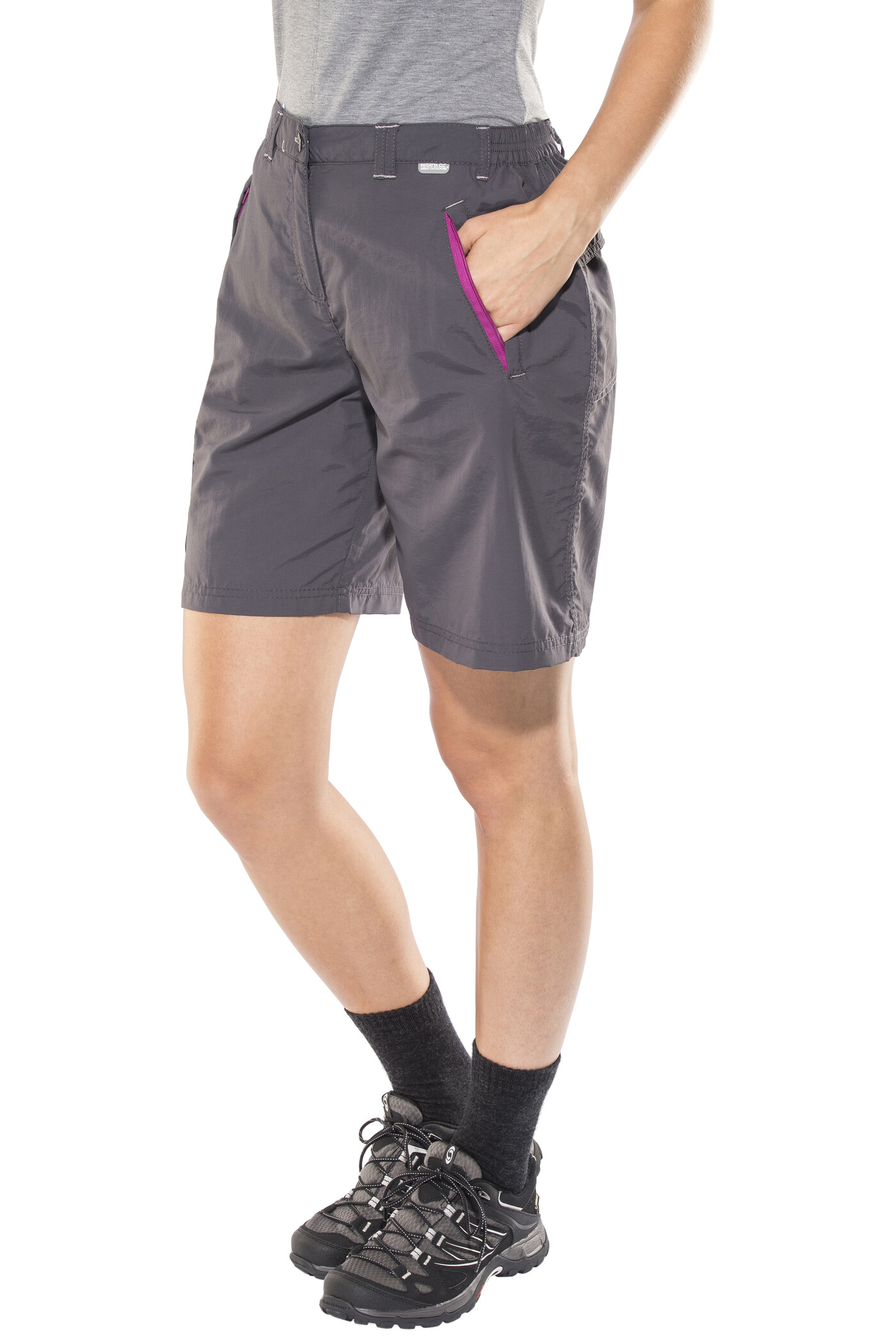 Columbia Saturday Trail Skort Women Wine Berry 2019 Rock rot Camping & Outdoor