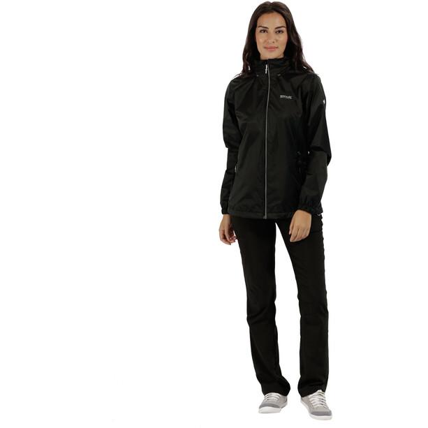 Regatta Corinne IV Waterproof Shell Jacke Damen black