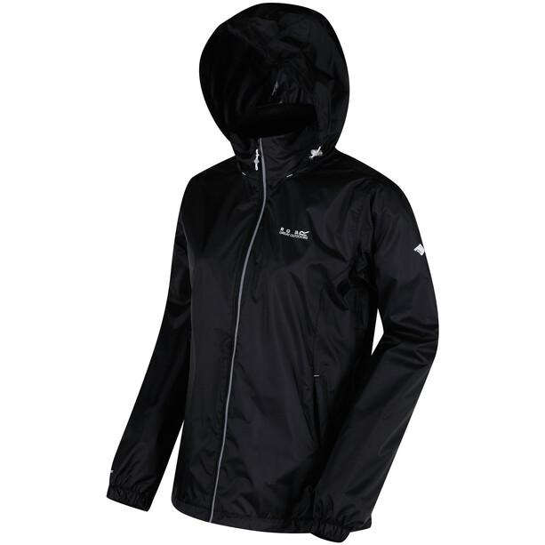 Regatta Corinne IV Waterproof Shell Jacke Damen schwarz
