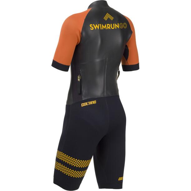 Colting Wetsuits Swimrun Go Wetsuit Damen schwarz