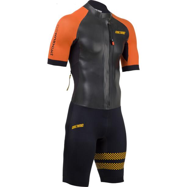 Colting Wetsuits Swimrun Go Wetsuit Herr black