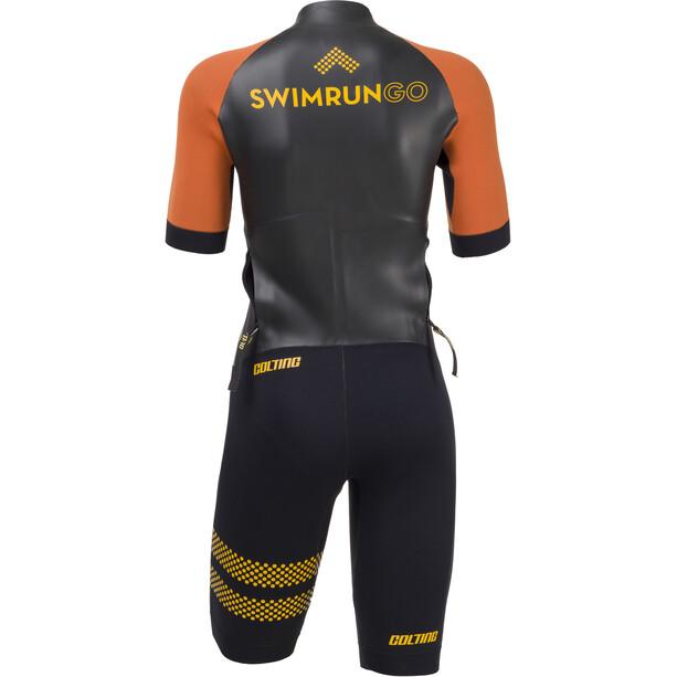 Colting Wetsuits Swimrun Go Wetsuit Dam black