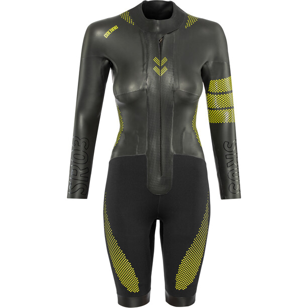 Colting Wetsuits Sr03 Swimrun Wetsuit Dam black