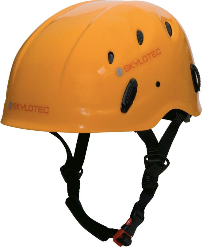 Skylotec Skycrown Helmet orange 54-62cm 2018 Kletterhelme, Gr. 54-62cm