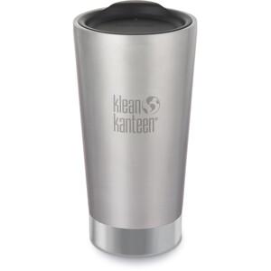 Klean Kanteen Tumbler Vacuum Insulated Mug 473ml, Plateado Plateado