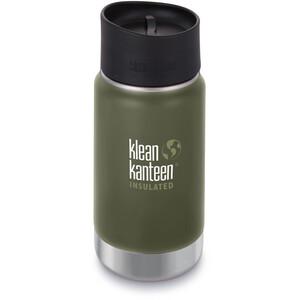 Klean Kanteen Wide Vacuum Insulated Flasche Café Cap 2.0 355ml fresh pine matt fresh pine matt