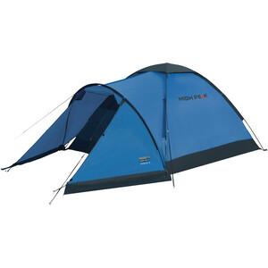 High Peak Ontario 3 Zelt blau blau