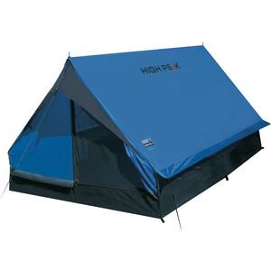 High Peak Minipack Zelt blue/grey blue/grey