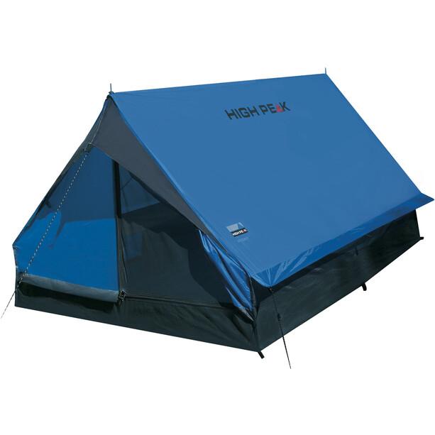 High Peak Minipack Zelt blue/grey