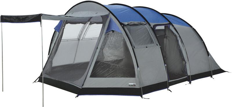 Durban 5 Tent Grey/Blue 2018 Tunnelzelte