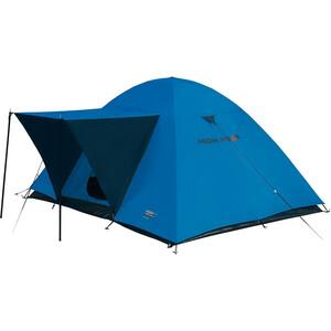 High Peak Texel 3 Tent blue/grey blue/grey