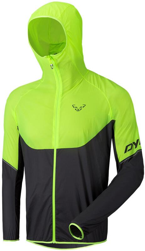 Vertical Wind 72 Wind Jacket Men fluo yellow 52   XL 2018 Laufjacken & veste