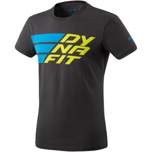 Dynafit Graphic Cotton Kurzarm T-Shirt Herren asphalt asphalt
