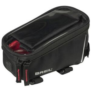 Basil Sport Design Rahmentasche 1l schwarz schwarz