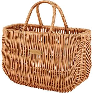 Basil Swing Front/Rear Wheel Basket, marron marron